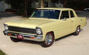 1967 Chevrolet Chevy II for sale 100742795