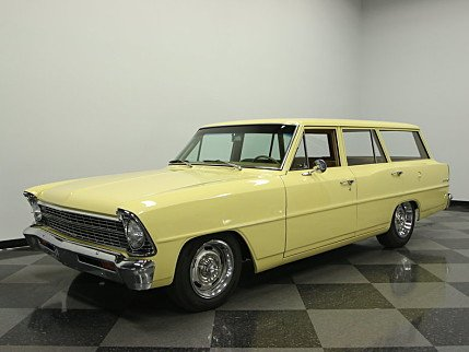 1967 Chevrolet Chevy II for sale 100760286