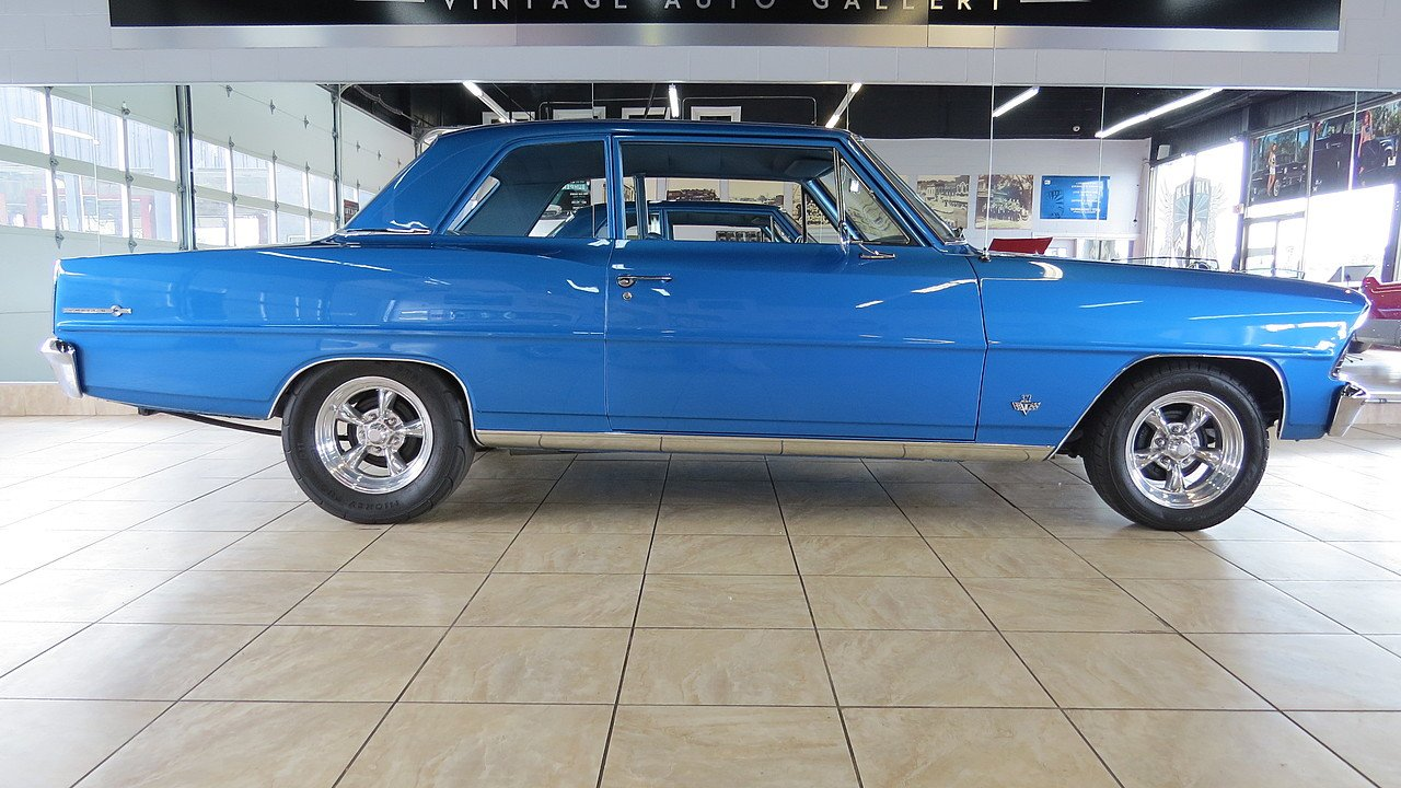1967 Chevrolet Chevy II for sale 100879911