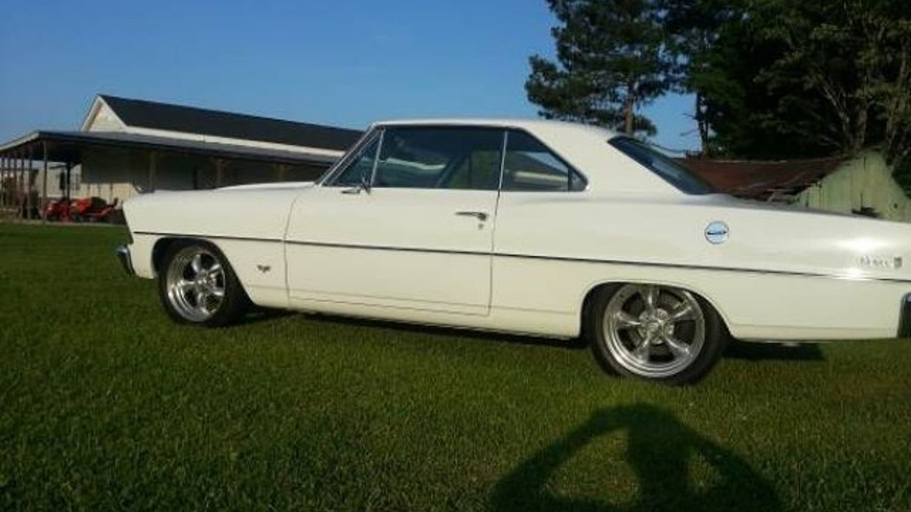 1967 Chevrolet Chevy II for sale 100880700