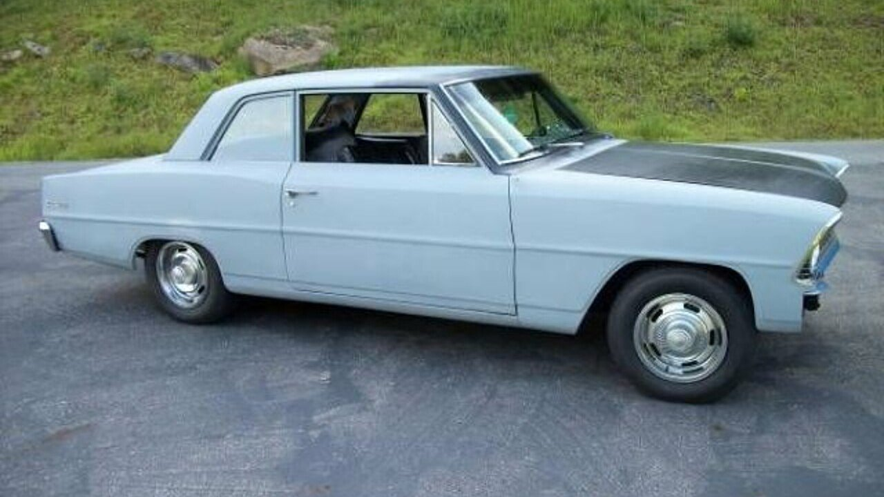 1967 Chevrolet Chevy II for sale 100904619