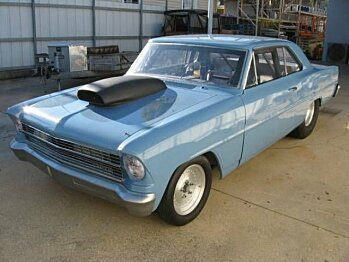 1967 Chevrolet Chevy II for sale 100944296