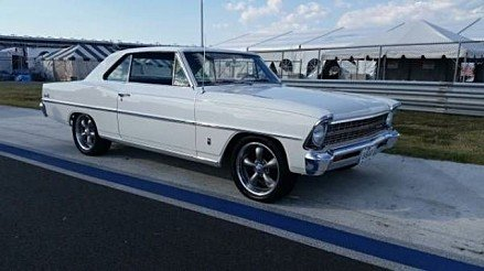 1967 Chevrolet Chevy II for sale 100828958