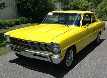 1967 Chevrolet Chevy II for sale 100828959