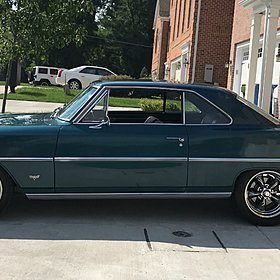 1967 Chevrolet Chevy II for sale 100886317