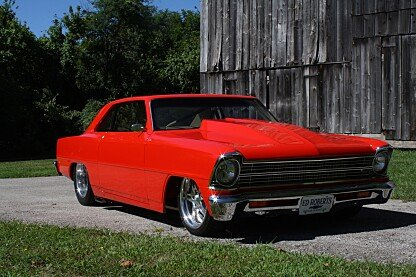 1967 Chevrolet Chevy II for sale 100887063