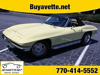 1967 Chevrolet Corvette for sale 100019756