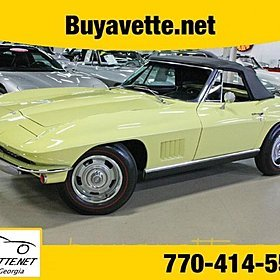 1967 Chevrolet Corvette for sale 100821548
