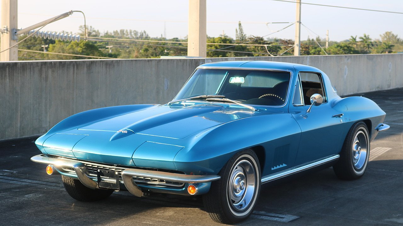 1967 Chevrolet Corvette for sale near miami, Florida 33143 ...