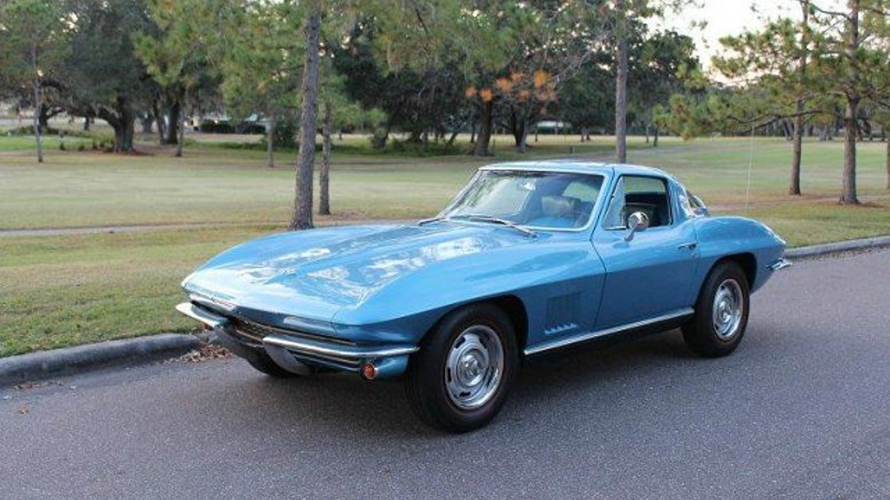 1967 chevrolet corvette for sale near clearwater florida 33755 classics on autotrader. Black Bedroom Furniture Sets. Home Design Ideas