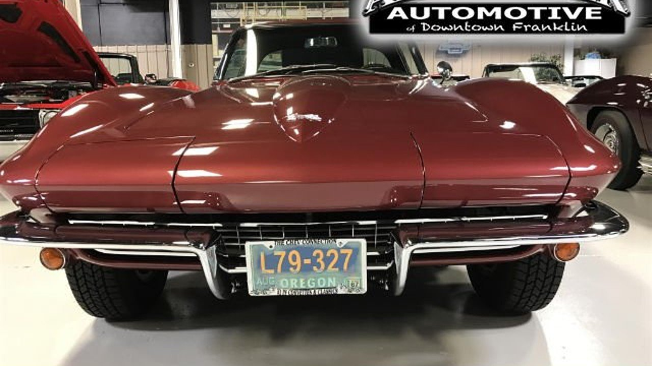 1967 Chevrolet Corvette for sale 100854366