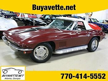 1967 Chevrolet Corvette for sale 100856669