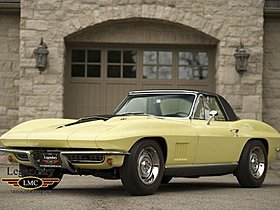 1967 Chevrolet Corvette for sale 100864761