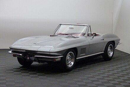 1967 Chevrolet Corvette Convertible for sale 101025508