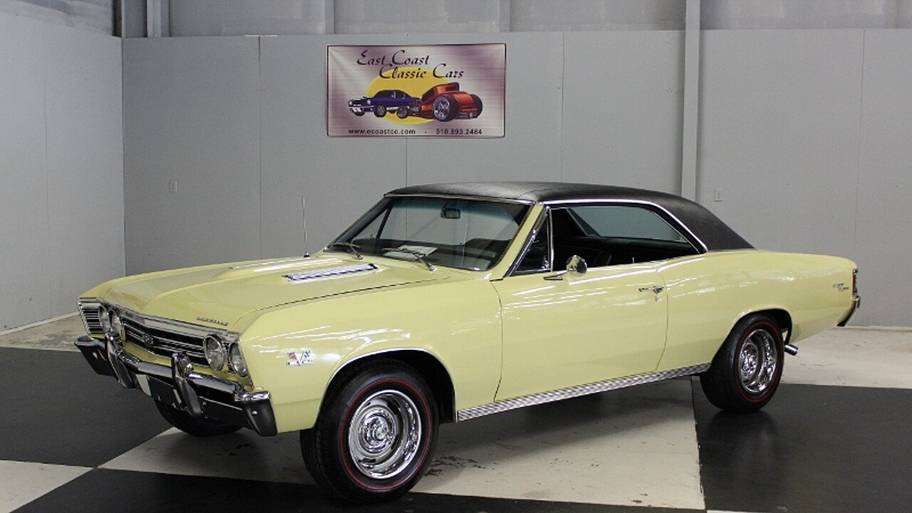 1967 Chevrolet Custom for sale 100820882