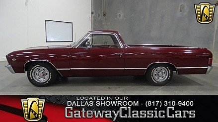 1967 Chevrolet El Camino for sale 100771012