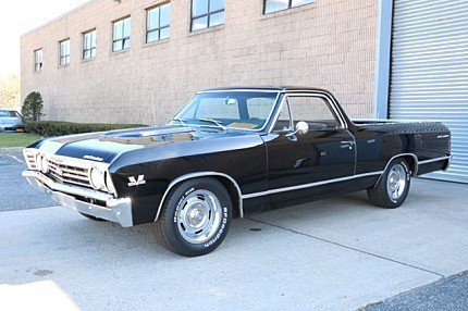 1967 Chevrolet El Camino for sale 100848566