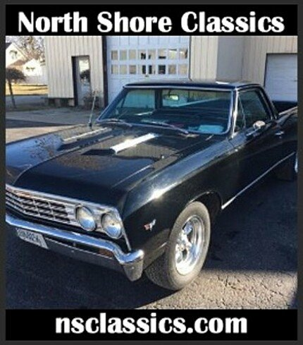 1967 Chevrolet El Camino for sale 100862656