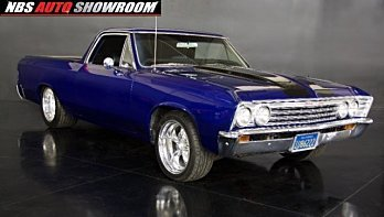 1967 Chevrolet El Camino for sale 100843350