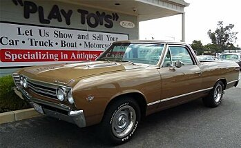 1967 Chevrolet El Camino for sale 100888750