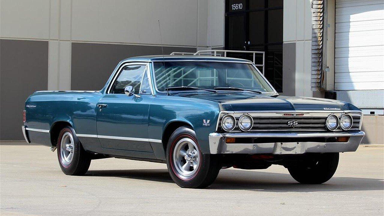 1967 Chevrolet El Camino for sale near Lenexa, Kansas 66219 ...