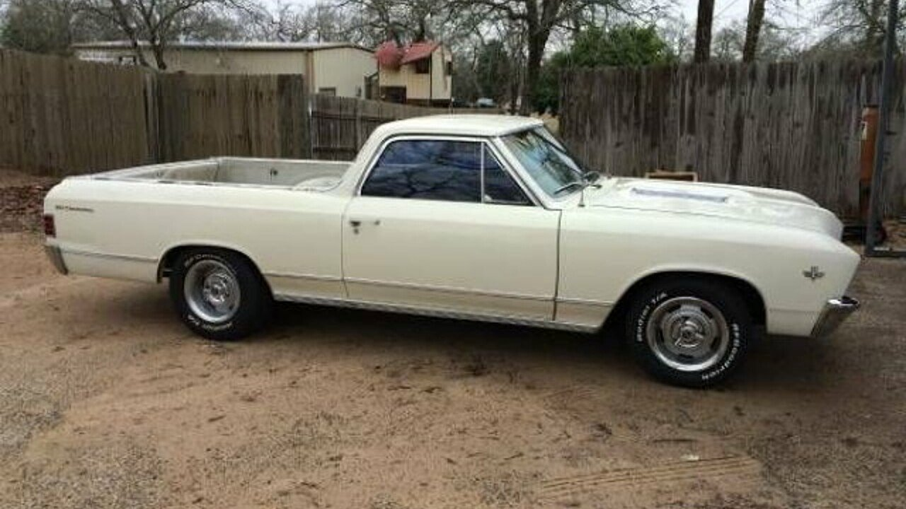 1967 Chevrolet El Camino for sale 100961903