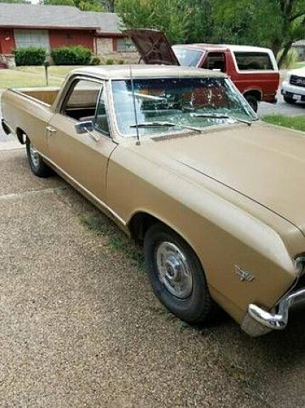 1967 Chevrolet El Camino for sale 100828764