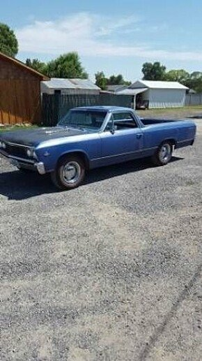 1967 Chevrolet El Camino for sale 100828784