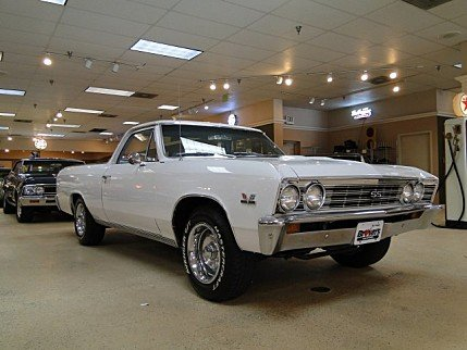 1967 Chevrolet El Camino for sale 100892604