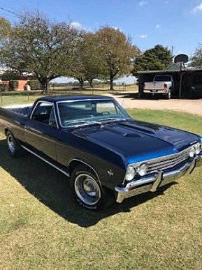 1967 Chevrolet El Camino for sale 100928364