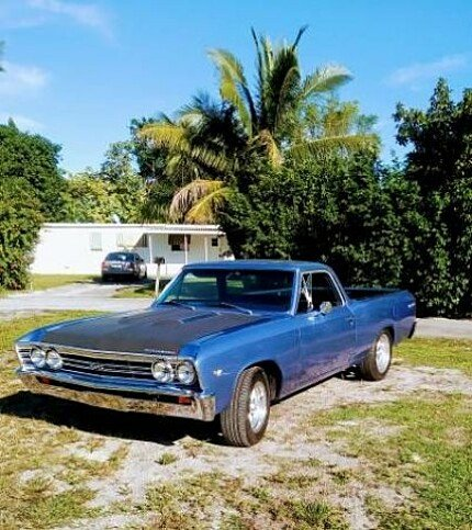 1967 Chevrolet El Camino for sale 100951647