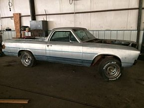 1967 Chevrolet El Camino for sale 100957582