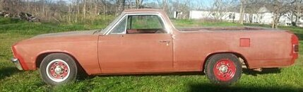 1967 Chevrolet El Camino for sale 100961884