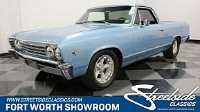 1967 Chevrolet El Camino for sale 101000119