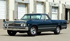 1967 Chevrolet El Camino for sale 101000265