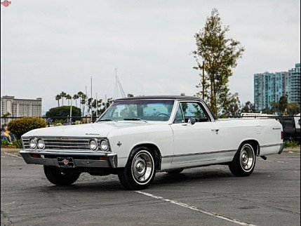 1967 Chevrolet El Camino for sale 101001483