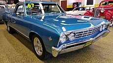 1967 Chevrolet El Camino for sale 101006071