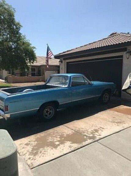 1967 Chevrolet El Camino for sale 101012537