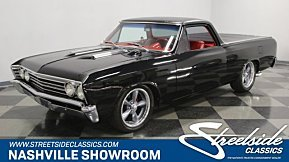 1967 Chevrolet El Camino for sale 101020762