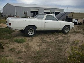 1967 Chevrolet El Camino for sale 101027584