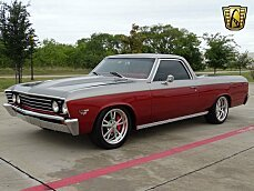 1967 Chevrolet El Camino for sale 101047541