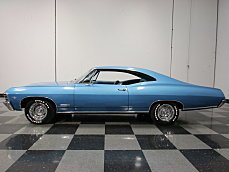 1967 Chevrolet Impala for sale 100760362