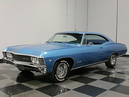 1967 Chevrolet Impala for sale 100763334