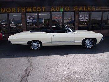 1967 Chevrolet Impala for sale 100818222