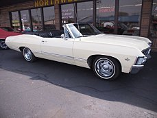 1967 Chevrolet Impala for sale 100818569