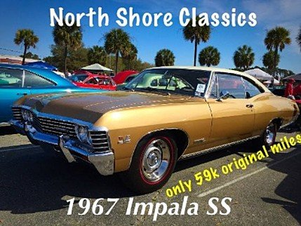 1967 Chevrolet Impala for sale 100840652