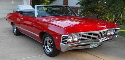 1967 chevrolet impala classics for sale classics on autotrader. Black Bedroom Furniture Sets. Home Design Ideas