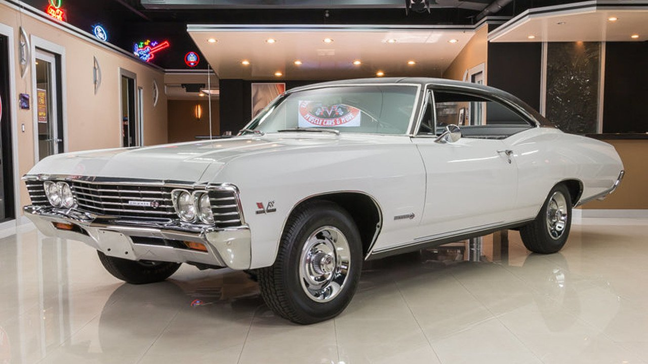 1967 Chevrolet Impala Classics for Sale - Classics on Autotrader