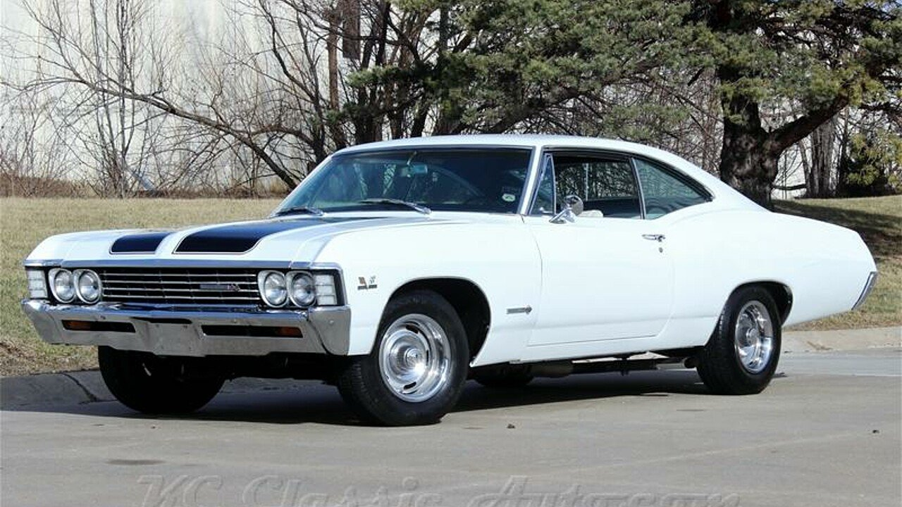 1967 chevrolet impala for sale near lenexa kansas 66219. Black Bedroom Furniture Sets. Home Design Ideas