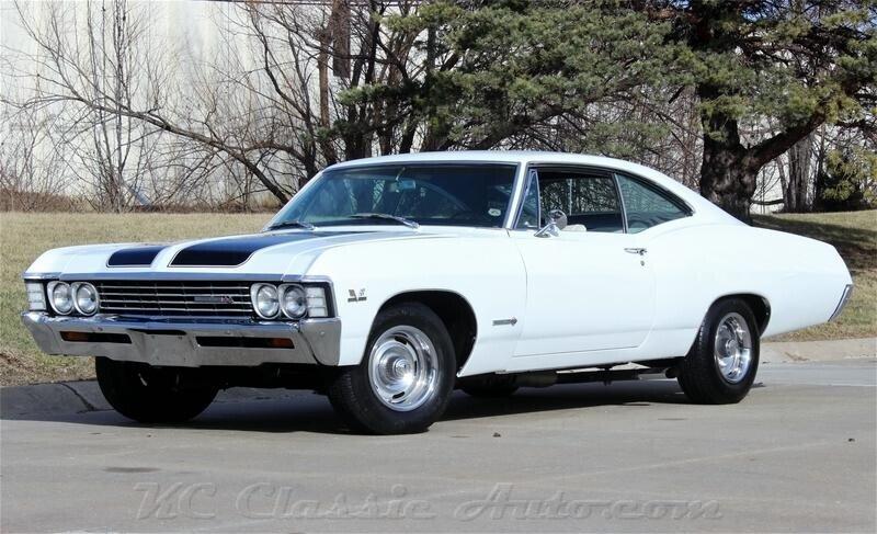 1967 chevrolet impala for sale near lenexa  kansas 66219